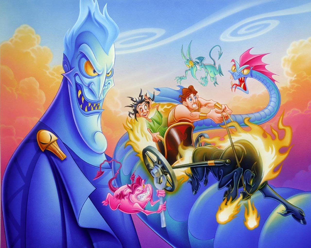 The Cartoon Funny: Hercules Cartoon Movie Disney Animation ...
