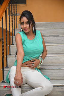 Actress Pooja Sri Pictures at On Mona Birthday Premiere  0070