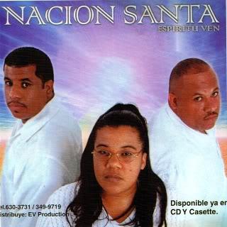 Nación Santa-Espíritu Ven-
