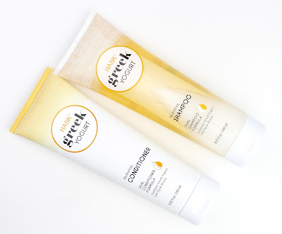 Hask Greek Yoghurt Haircare Fig and Honey Hydrating Shampoo and Conditioner review