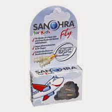 Sanohra fly Ohrstöpsel