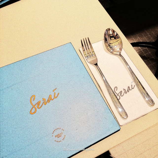 soulmatehyeon; Dinner @ Serai Suria KLCC