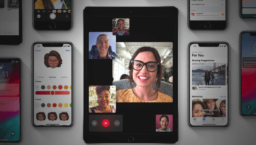 Cara memakai fitur FaceTime grup gres di iPhone dan iPad Cara memakai fitur FaceTime grup gres di iPhone dan iPad