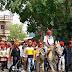 दसई -  धूमधाम से मनाई महाराणा प्रताप जयंती, निकाली शौर्य यात्रा...