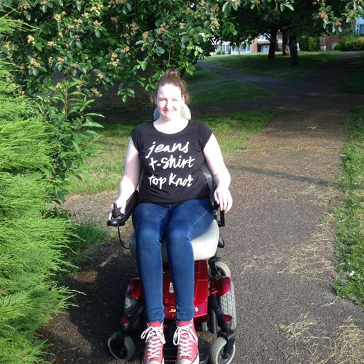 Powerchair Marfan Syndrome Disabled