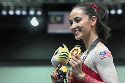 Biodata Penuh Farah Ann Ratu Cantik Gimnas Negara