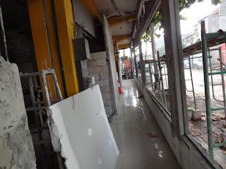 Lantai Satu Airy Purwodinatan Pekojan Pertokoan THD Semarang