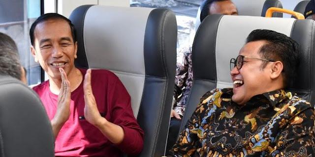 Ngiler Dampingi Jokowi, Hanura Minta Cak Imin 'Ngaca'