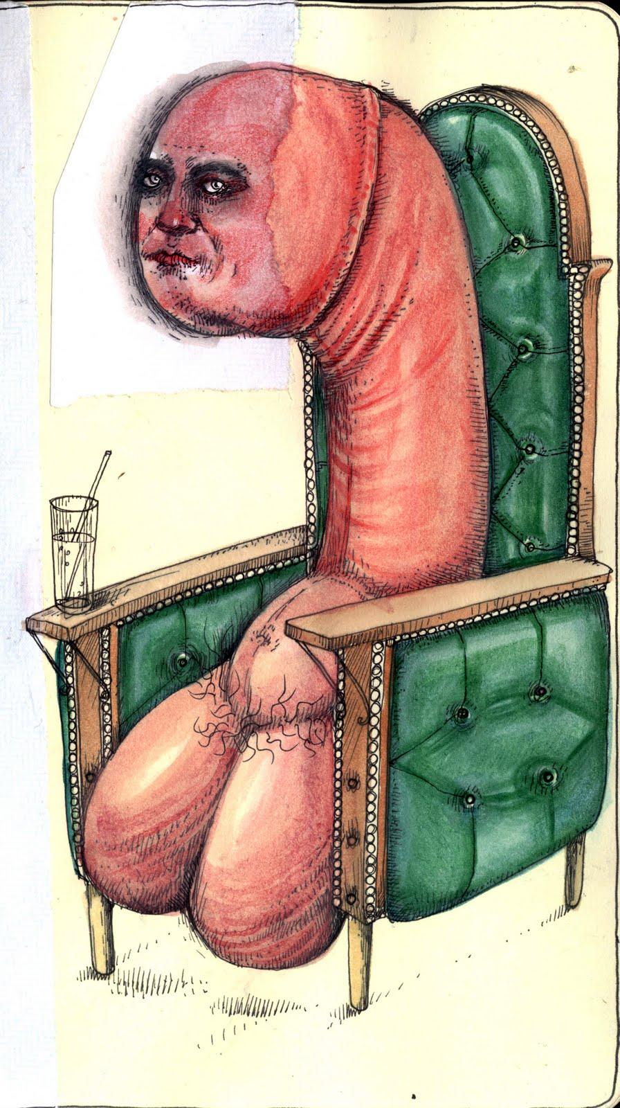 Comedy Penis 54