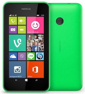 Cara Mudah Reset Nokia 530 lupa pola & password