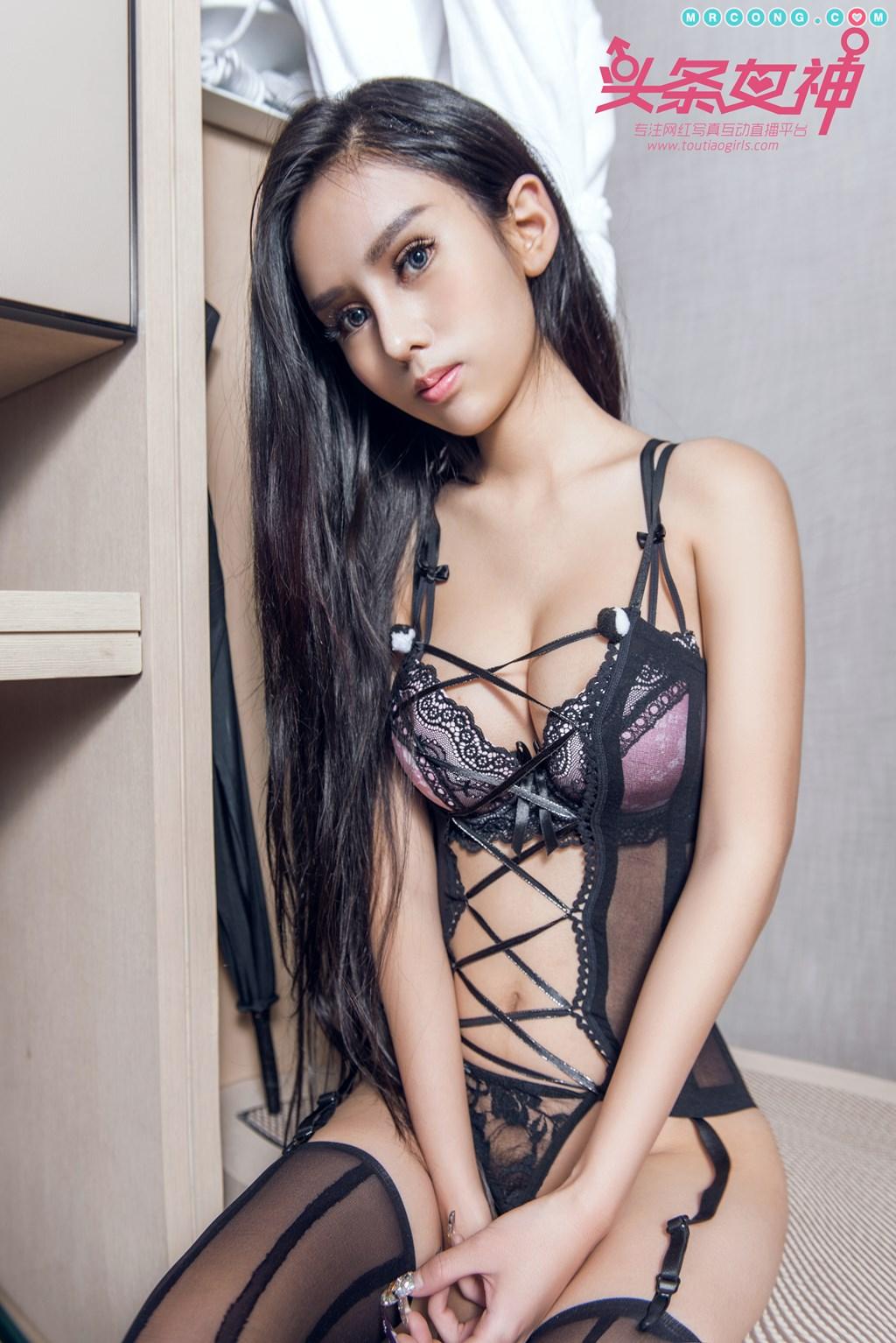 Image TouTiao-2017-12-05-Chen-Di-Ya-MrCong.com-027 in post TouTiao 2017-12-05: Người mẫu Chen Di Ya (陈迪垭) (35 ảnh)