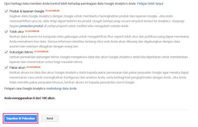 Cara Mendaftar Dan Memasang Google Analytics Di Blog 4