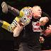 "Brock Lesnar retorna e manda ""recado"" para Randy Orton"