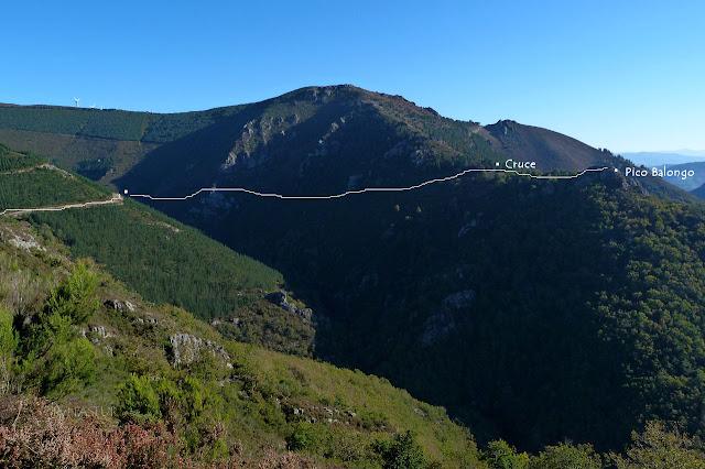 Montes da Bobia - Los Oscos