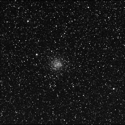 RASC Finest globular cluster NGC 6712 luminance