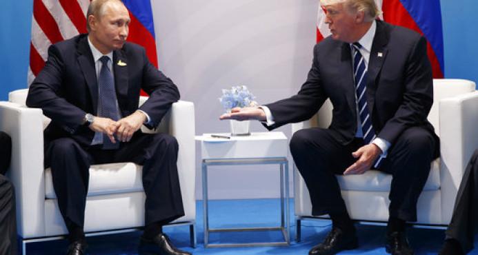 Trump promulga a regañadientes una ley que impone nuevas sanciones a Rusia