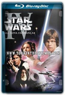 Star Wars Episódio IV – Guerra nas Estrelas (1977) Torrent - BluRay 720p | 1080p Dual Áudio 5.1
