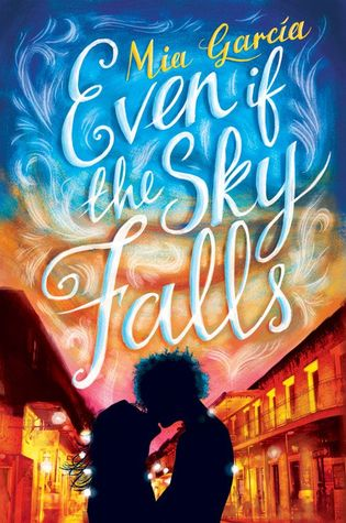Even if the Sky Falls book cover