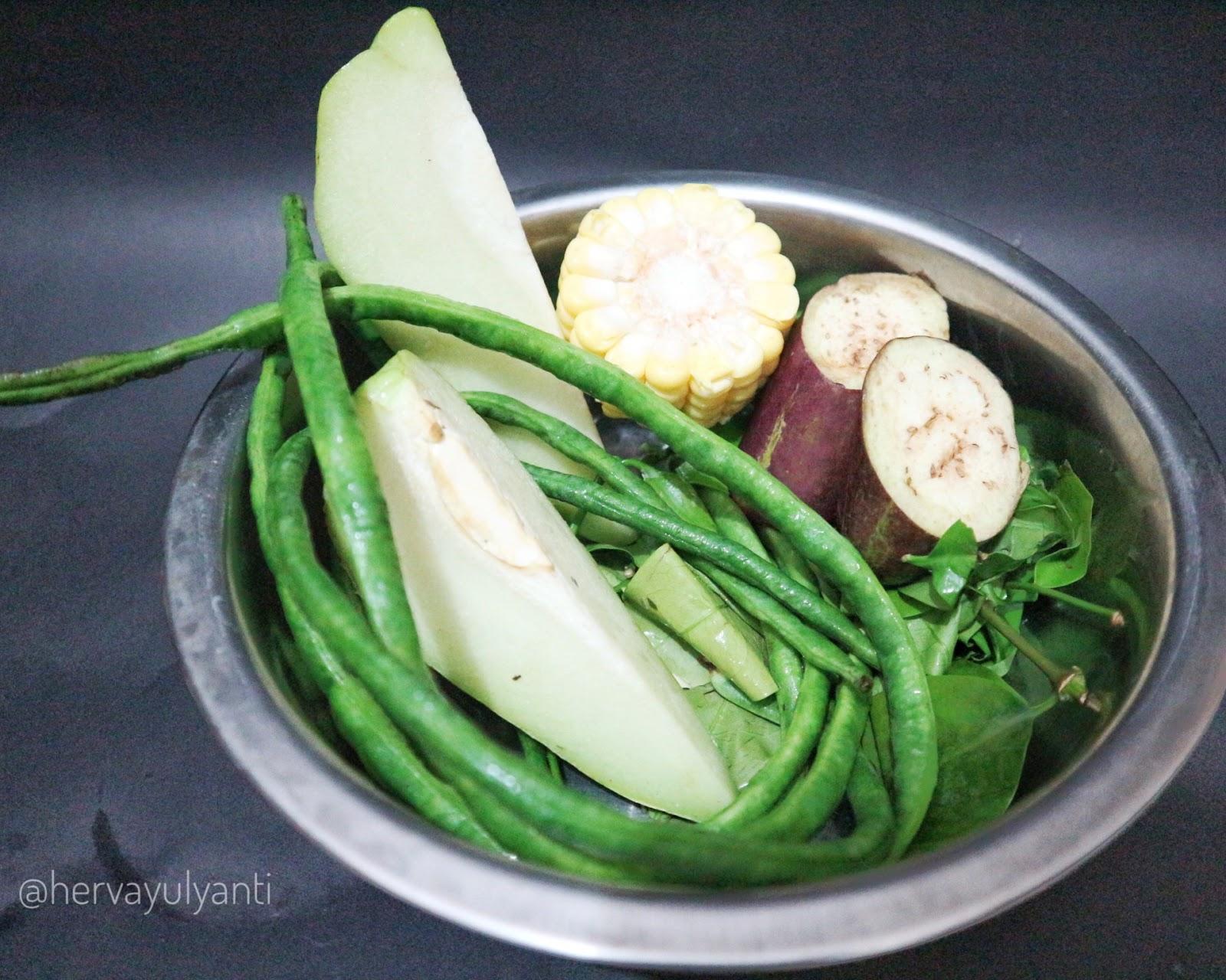 Resep Sayur Lodeh Anti Ribet Andalan Ibu Bekerja, resep sayur lodeh praktis tanpa ngulek, resep sayur lodeh ga pake belender, resep sayur lodeh buat pemula
