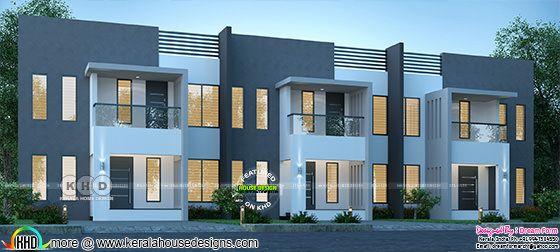 4 bedroom modern contemporary 5528 sq-ft