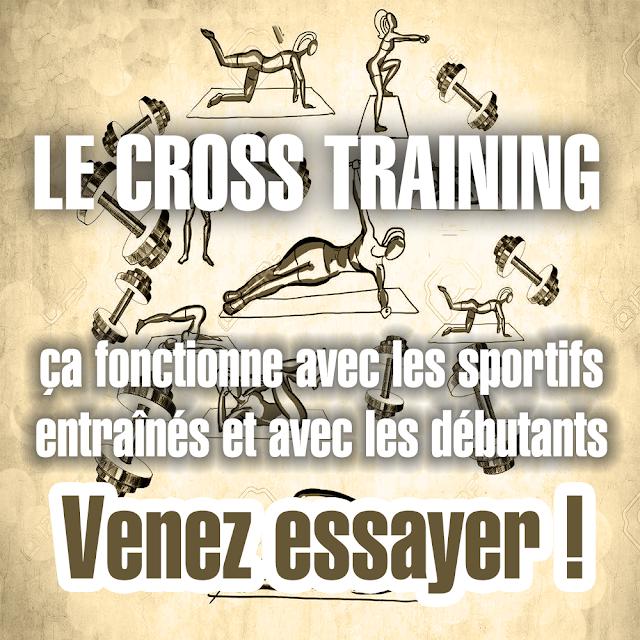 Le Cross-training en découverte au mois de juin à Marly-le-roi