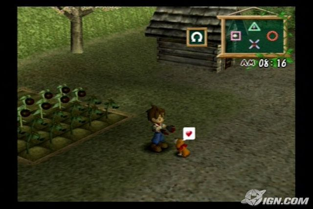 Download Harvest Moon A Wonderful Life Ppsspp Game Iso
