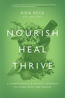 Nourish, Heal, Thrive - an Alternative Health book by Rika K. Keck