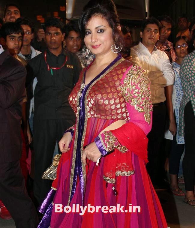 Divya Dutta, Filmfare Awards 2014 Red carpet Images
