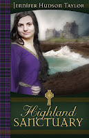 Blog Tour Review: Highland Sanctuary by Jennifer Hudson Taylor