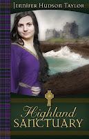 Blog Tour Review: Highland Sanctuary by Jennifer Hudson Taylor