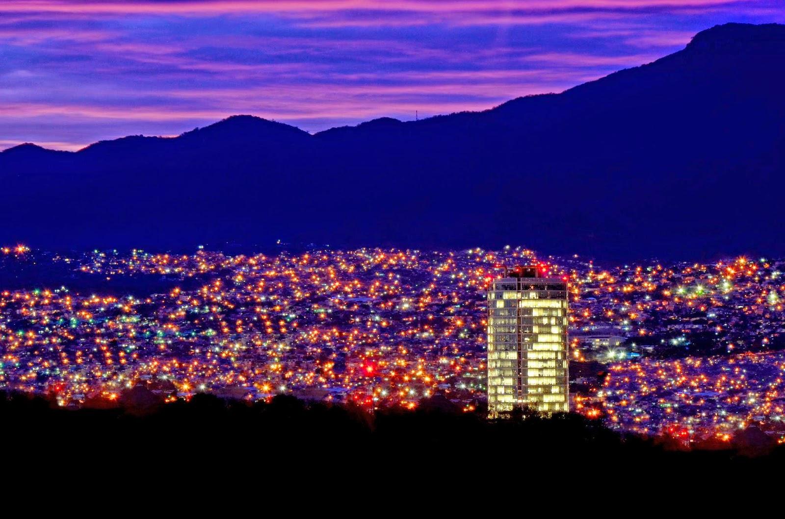 Ciudad y Torre Chiapas