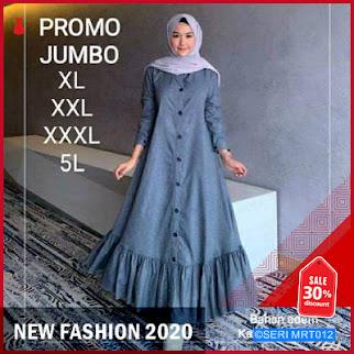 MRT012L60 Lupi Dress Jumbo Terbaru Kekinian BMGShop