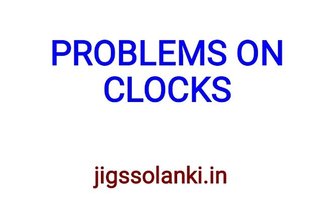 PROBLEMS ON CLOCKS SHORTCUT TRICKS HAND WRITTEN NOTE