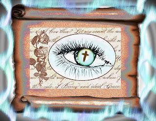 Donna's eye