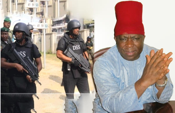 chief umeh arrested dss