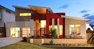 Fachadas de casas modernas fachadas de casas modernas for Casa moderna tunisie
