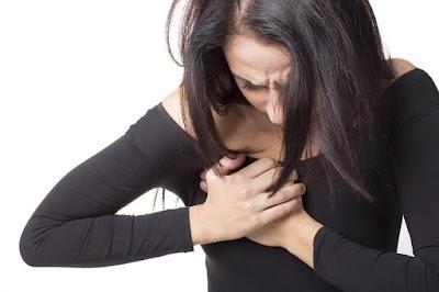 7 Penyebab Sakit Dada Sebelah Kanan