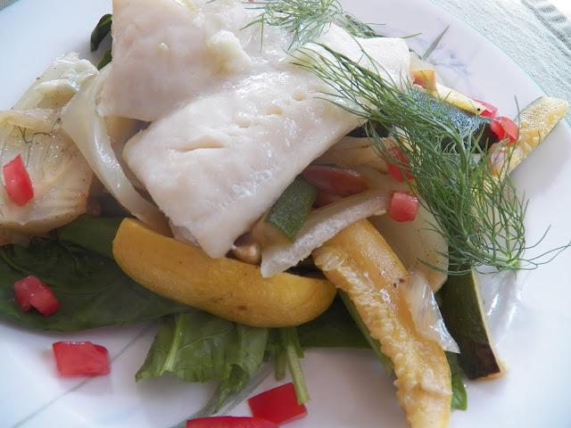 Danish Fish Salad
