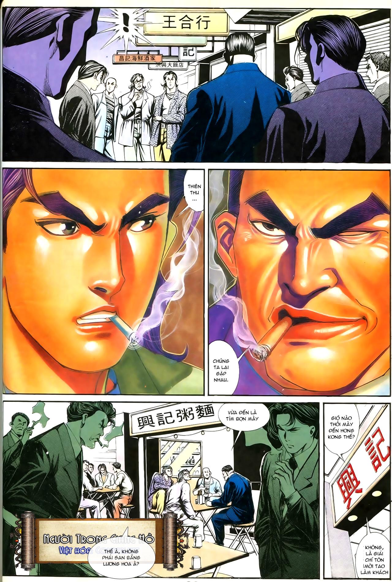 Người Trong Giang Hồ chapter 192: bá khí trúc liên bang trang 27