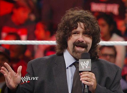 Seputar Profil Biografi Fakta Mick Foley (WWF/WWE)