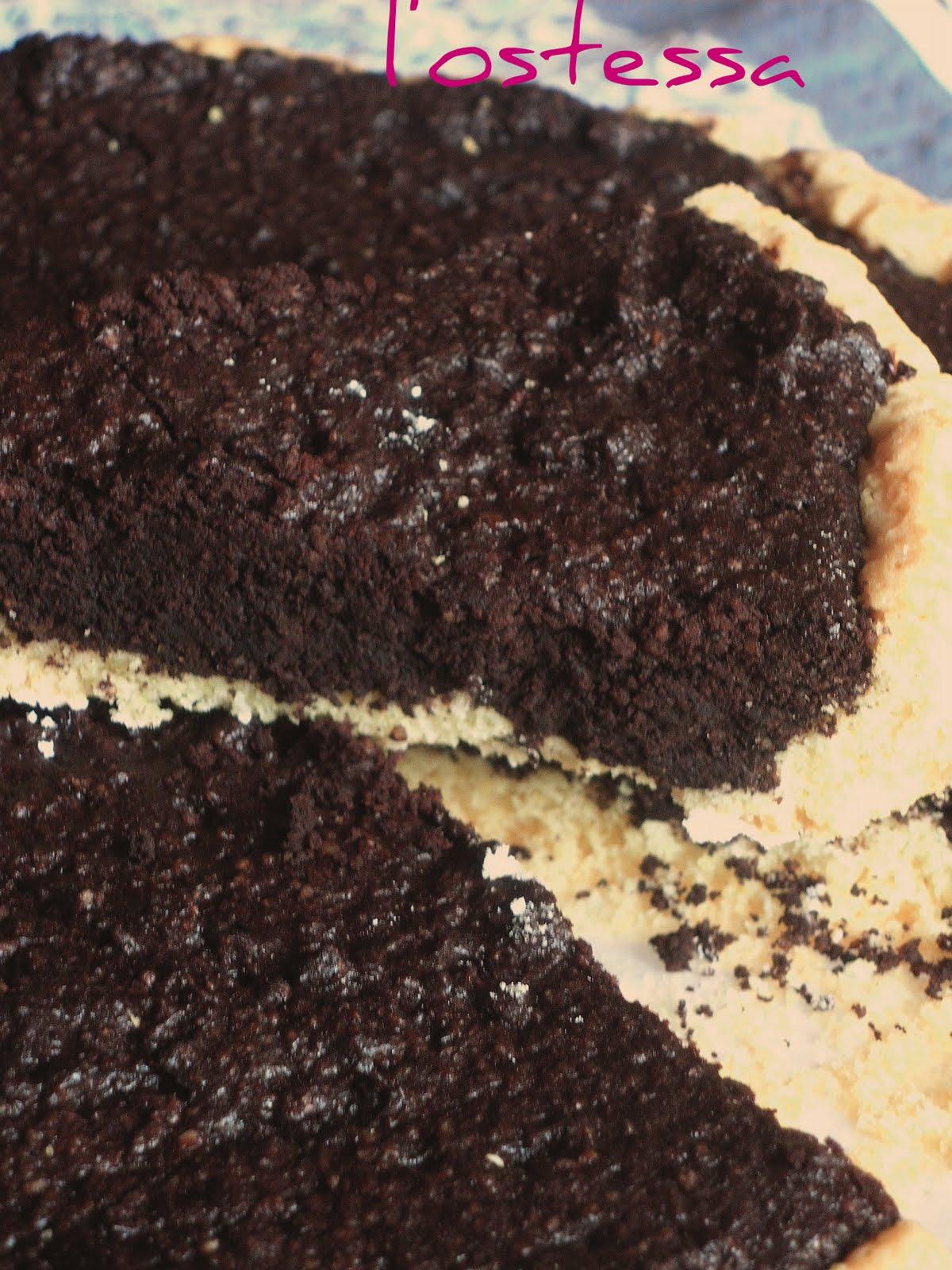 In Cucina con lOstessa torta nera  una torta daltri