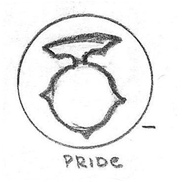 Pride Icon Drawing