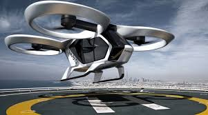 propulsion system for flying taxi