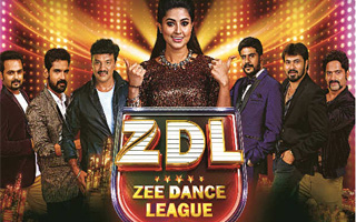 Zee Dance League 21-10-2017 – Zee Tamil Dance Show 21-10-17