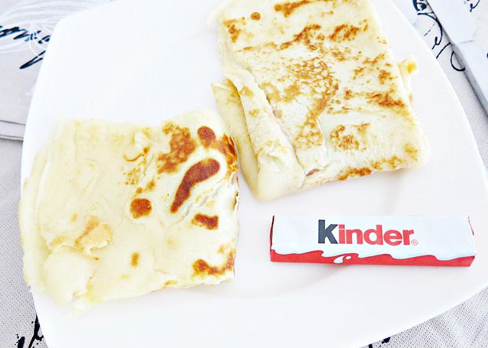 Kinderschokoladen-Palatschinken