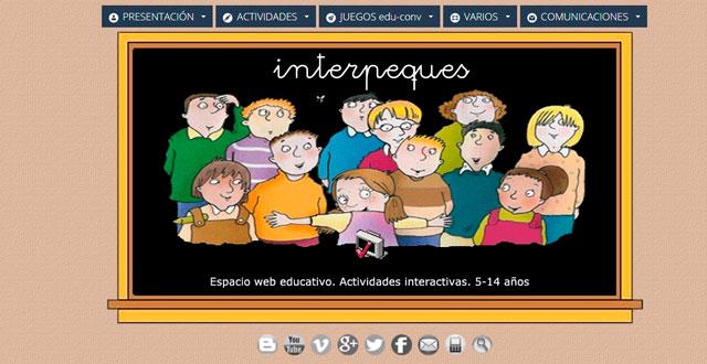 Aprende matemática básica online con interpeques