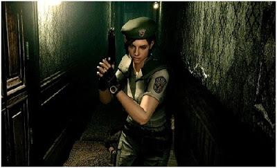 Resident Evil HD Remaster Review   Gameplay