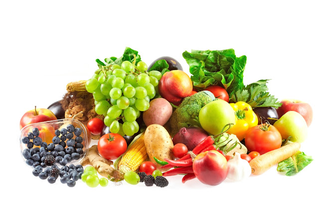 الفواكه والخضروات
