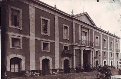 Resultado de imagen para Hospital de Santa Ana de Lima