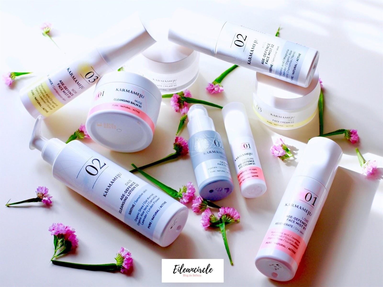 KARMAMEJU, cosmética nicho, niche cosmétics, organic beauty